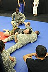 UFC fighter Tim Kennedy supports Army Combatives with free seminar 131212-A-PX124-056.jpg