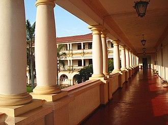Federal Rural University of Rio de Janeiro - P1 - corridor