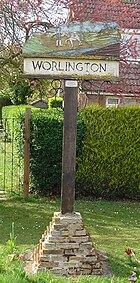 UK Worlington (Suffolk)
