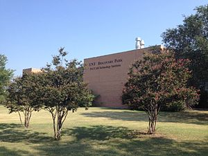 University of North Texas Discovery Park - Discovery Park