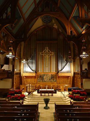Madison Avenue Presbyterian Church - Image: USA NYC Madison Avenue Presbyterian Church 1