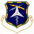 USAF Regional Hospital, Eglin emblem.png