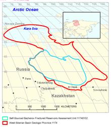 Bazhenov Formation - Wikipedia