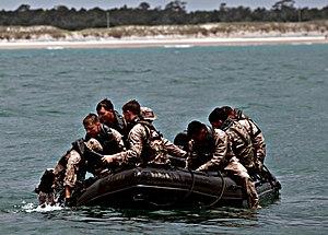 2nd Reconnaissance Battalion (United States Marine Corps) - Marines of the 2nd Recon Battalion at Camp Lejeune, 2009