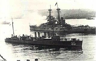 USS <i>Bell</i> (DD-95)