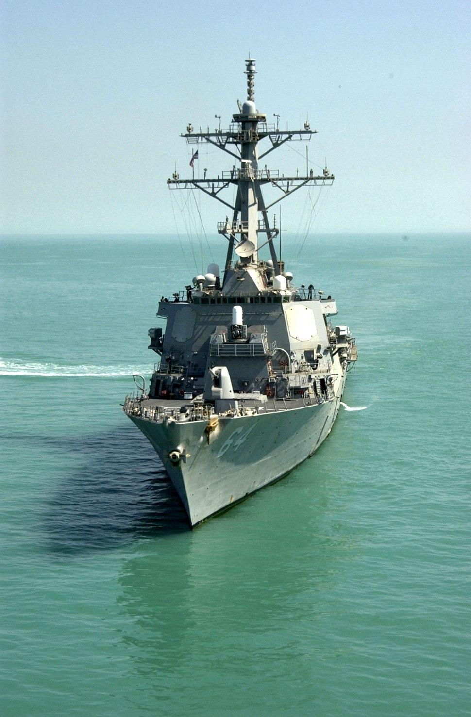 USSCarneyDDG-64