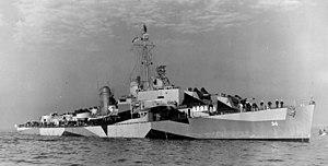USS Aaron Ward (DM-34)