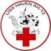 USS Haven badge.png