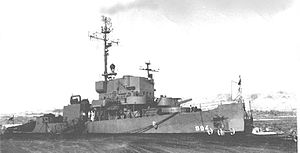 BRP Negros Occidental (PS-29) - as USS PCE-884