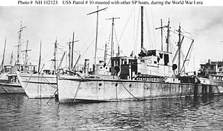 USS <i>Patrol No. 10</i> (SP-85)