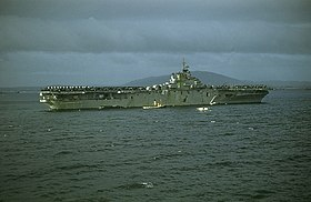 USS Philippine Sea (CV-47) at Gibraltar in early 1948.jpg