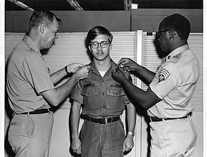 Promotion (rank) - Promotion in the military: United States Army, enlisted promotion 1972