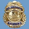 U.S. Capitol Police's badge