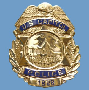 United States Capitol Police - Image: US Capitol Police badge
