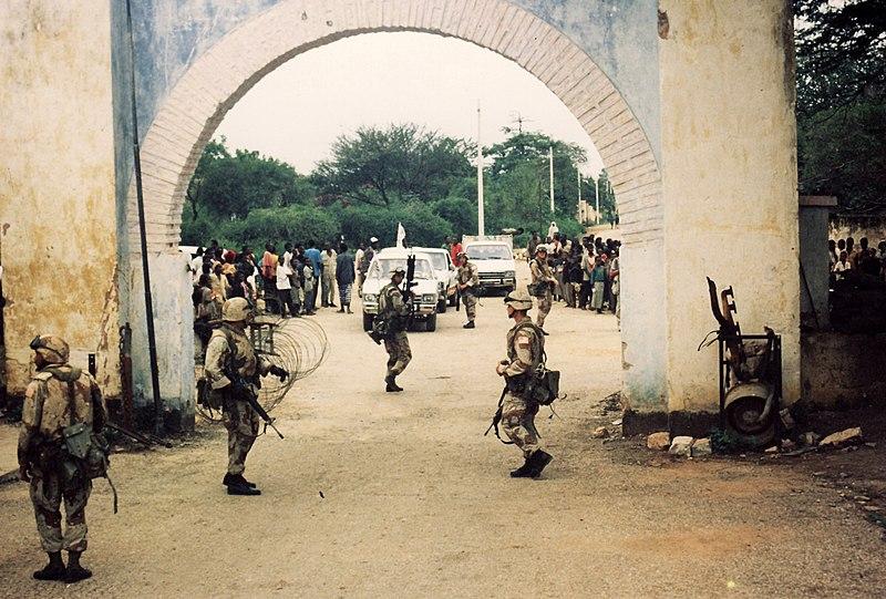 U.S. Military-Somalia