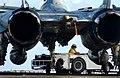 US Navy 031114-N-6213R-097 An Aviation Boatswain's Mate tows an F-14D Tomcat.jpg