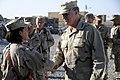 US Navy 110122-N-4345W-206 Chief of Naval Operations (CNO) Adm. Gary Roughead greets Hospital Corpsman 1st Class Starla Martin.jpg
