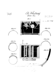 180px-US_Patent_72x_Eli_Whitney_cotton_gin.png