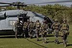 US and Australian militaries fast rope to interoperablitiy 150703-F-PJ289-062.jpg