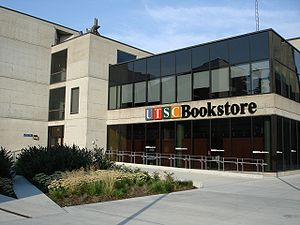 University of Toronto Scarborough - The University of Toronto Bookstore operates a branch at Scarborough.