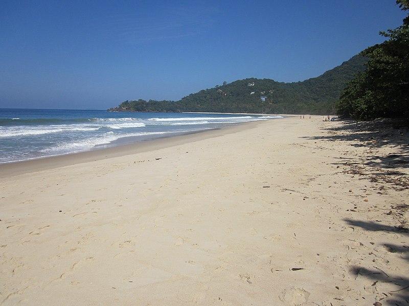 Praia de Itamambuca Ubatuba