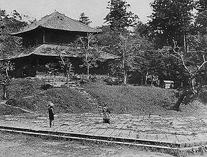 Ueno Daibutsu - Image: Ueno Daibutsuden