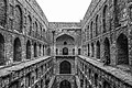 Ugrasen ki Baoli , Delhi - Black and White.jpg