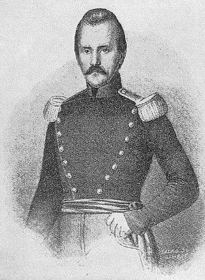 Ulrich Ochsenbein - Ulrich Ochsenbein (1811-1890)