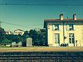 Un côté de la gare d'Aiguillon.JPG