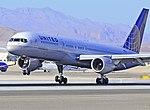 United Airlines Boeing 757-222 N588UA (cn 26717-571) (5773089410).jpg
