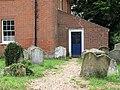 United Reformed Chapel - churchyard - geograph.org.uk - 1402055.jpg