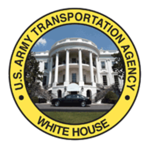 White House Transportation Agency - Image: United States Army Transportation Agency White House logo