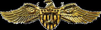 Navy Reserve Merchant Marine Insignia - Strategic Sealift Officer Warfare Insignia
