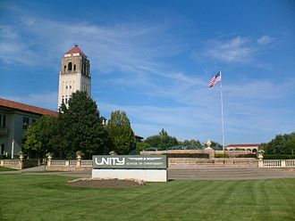Unity Church - Unity School of Christianity