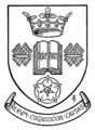 University of Sheffield Coat of Arms from The Book of Public Arms.png