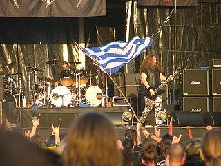 Unleashed (band) Swedish death metal band