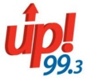 CIUP-FM - Image: Up 993
