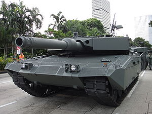 Upgraded Leopard 2A4 SG NDP 2010.JPG