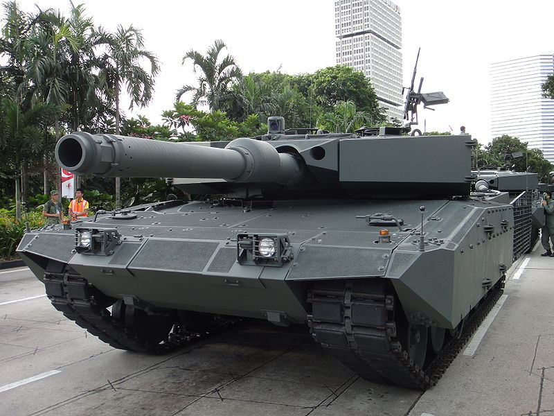 File:Upgraded Leopard 2A4 SG NDP 2010.JPG