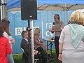 Urdd Eisteddfod 2017 - 29 May - Garry Owen interviewing Esiteddfod judges for Radio Cymru.jpg