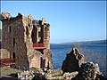 Urquhart Castle, Loch Ness - geograph.org.uk - 697013.jpg