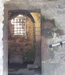 Urquhart Castle gated window.jpg