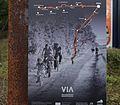 VIA - Römerstraßen, Ausschitt einer Stele des Landschaftsverband Rheinland ·.jpg