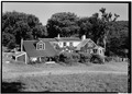 VIEW FROM THE NORTHWEST - Shebnah Rich House, Longnook Road, Truro, Barnstable County, MA HABS MASS,1-TRU,43-1.tif