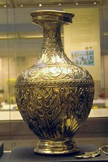 Roman silver hoard