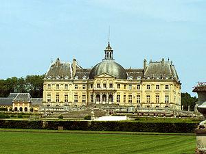 Château - Vaux-le-Vicomte