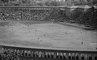 Vazgen Sargsyan Republican Stadium - The old Dinamo stadium