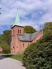 søllerød kirke adresse