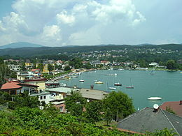 Velden am Wörther See – Panorama