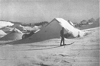 Velika Planina pod snegom 1913.jpg